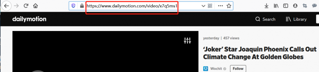 download dailymotion