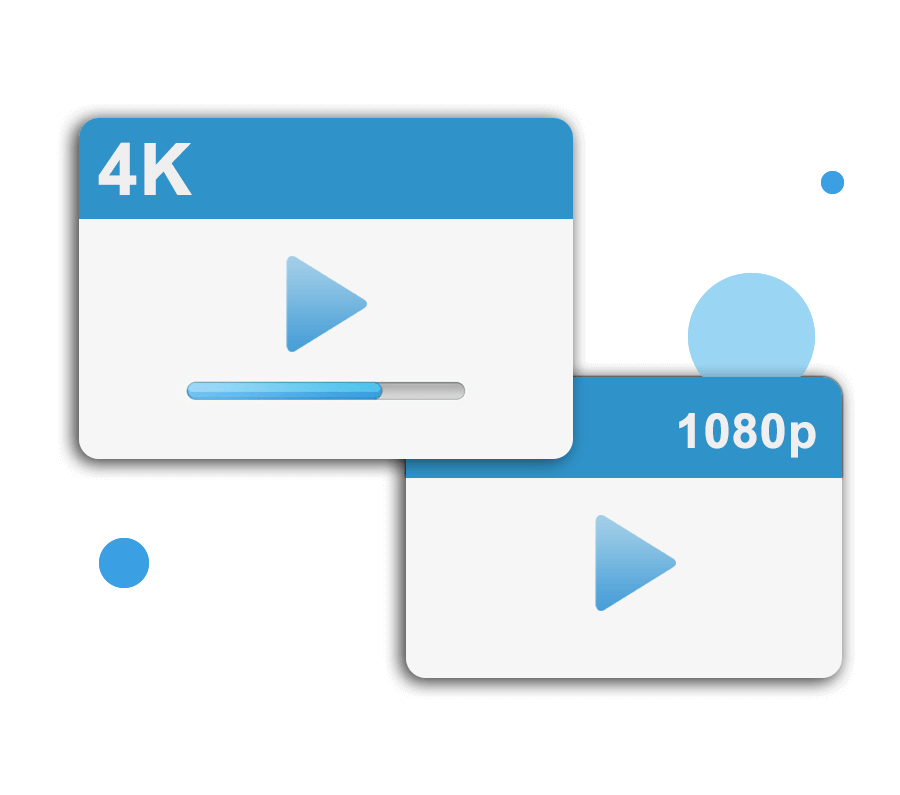 HD/4K Video Download