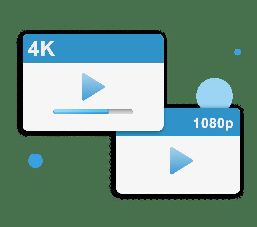 HD/4K Video Download