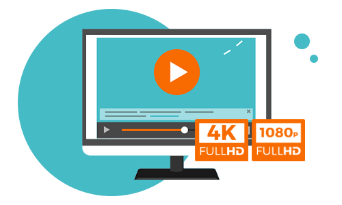 Download 4K & Full HD Video
