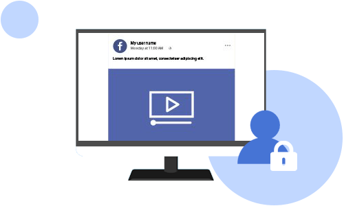 Facebook Private Video Downloader