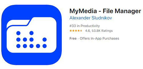 MyMedia File Manager