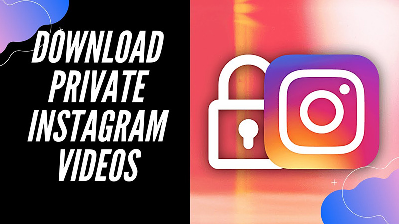 download private instagram video